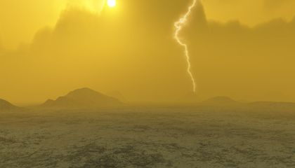 The Likelihood of Life on Venus Just Increased Dramatically