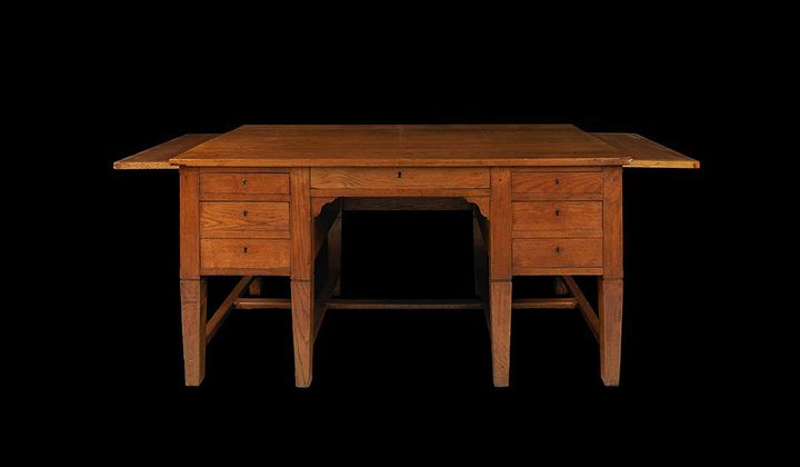 From This Desk, WWI U.S. Operations Were Conceived