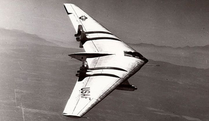 "Are any of Northrop's ""flying wings"" still around?"