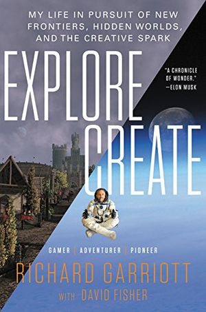 Preview thumbnail for 'Explore/Create: My Life in Pursuit of New Frontiers, Hidden Worlds, and the Creative Spark