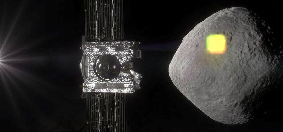 Caption: What an Asteroid Could Tell Us About Ancient Earth