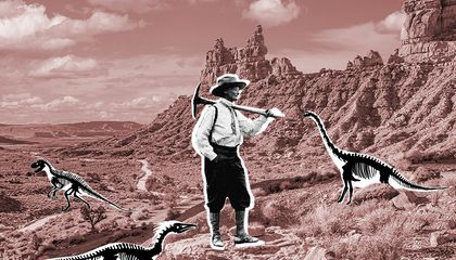 The Many Ways Women Get Left Out of Paleontology