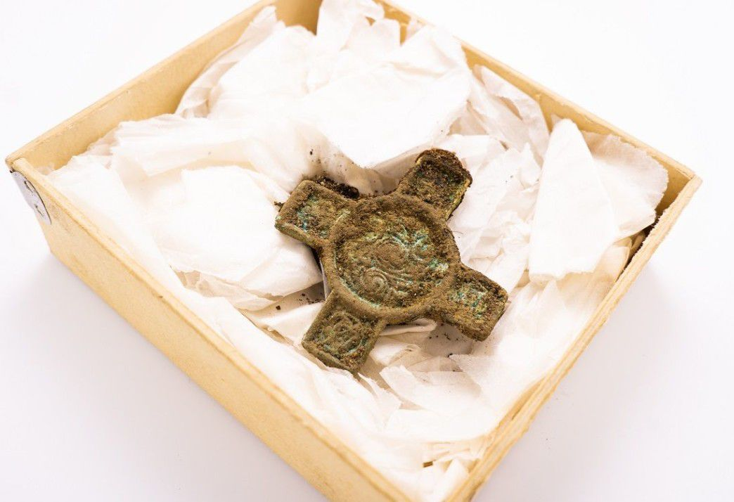 Irish Brooch