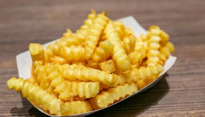 Poor Potato Crops Could Lead to a North American French Fry Shortage