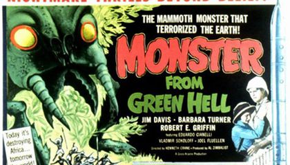 Monster From Green Hell