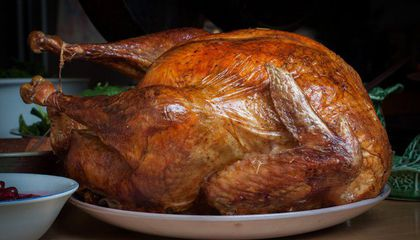 How 260 Tons of Thanksgiving Leftovers— Gave Birth to an Industry