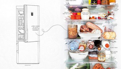 What Do the Most Innovative Chefs Keep in Their Fridges?