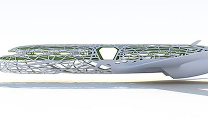 Aircraft Design Inspired by Nature and Enabled by Tech