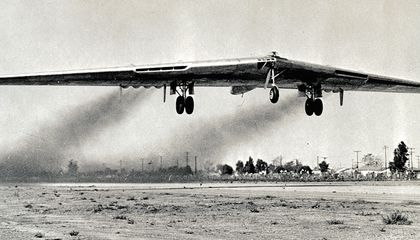 The Ride of My Life—on a Flying Wing