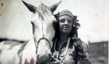 "The Faux ""Sioux"" Sharpshooter Who Became Annie Oakley's Rival"