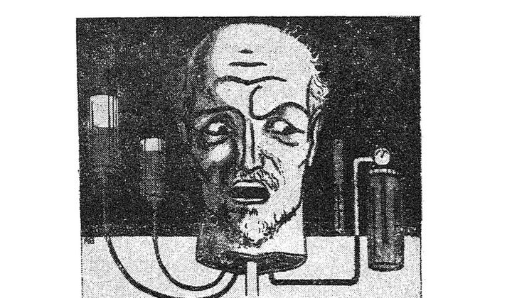 Today in Odd Patents: Keeping a Severed Head Alive