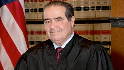Antonin Scalia's Papers Find a Home at Harvard Law