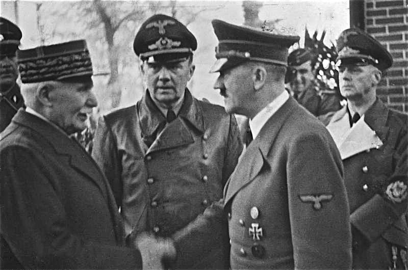 Was Vichy France a Puppet Government or a Willing Nazi ...