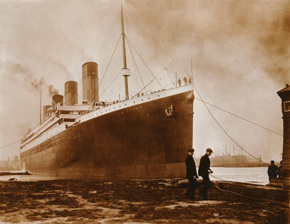 A Coal Fire May Have Helped Sink The Titanic Smart News Smithsonian Magazine
