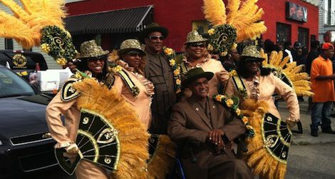 Members of a New Orleans