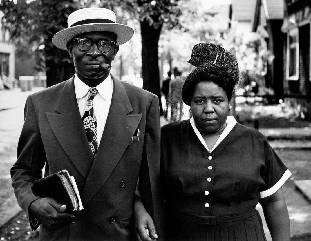 Unpublished Photos By Gordon Parks Bring A Nuanced View Of 1950s
