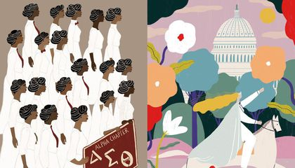 What 100 Years of Women's Suffrage Looks Like Through the Eyes of 100 Women Artists