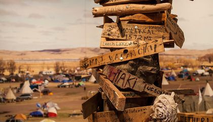 Signpost From Standing Rock, Now in the Smithsonian Collections, Shows the Power of Solidarity