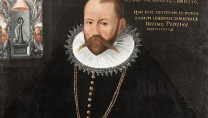 Image result for Tycho Brahe