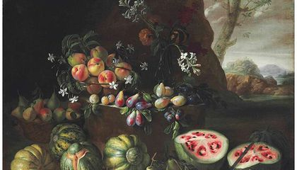 This Renaissance Painting of Fruit Holds a Modern-Day Science Lesson