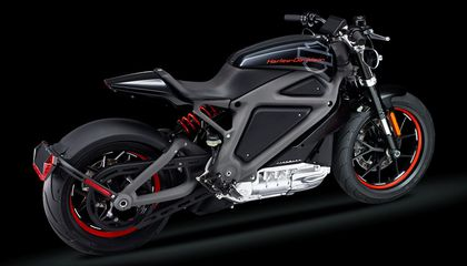 This Is the Sound of Harley's Electric Motor Bike