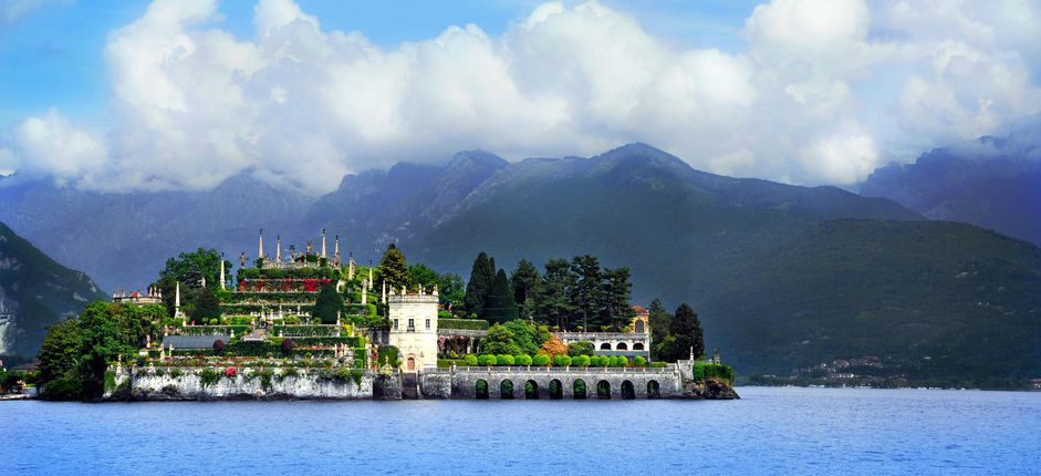 Italy's Lake District <p>Italy's breathtaking Lake District has inspired painters, writers, and poets. Immerse yourself in this lovely region during a one-week stay in Stresa at the Hotel La Palma, featuring views of Lake Maggiore and Alpine mountains.</p>