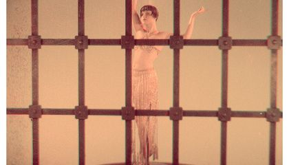 Rare Technicolor Snippets of Lost Films Discovered