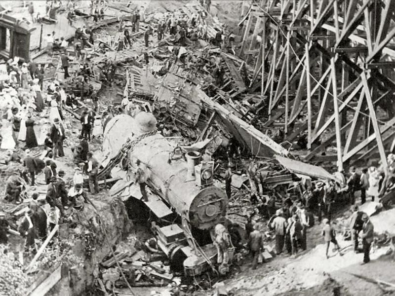 The Hammond Train Wreck of 1918 Killed Scores of Circus