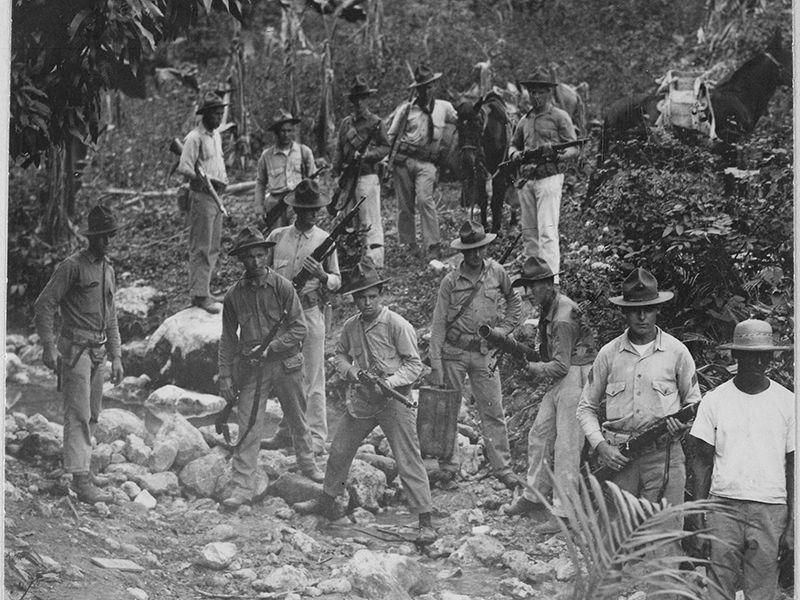 The United States Once Invaded and Occupied Haiti | Smart News |  Smithsonian Magazine