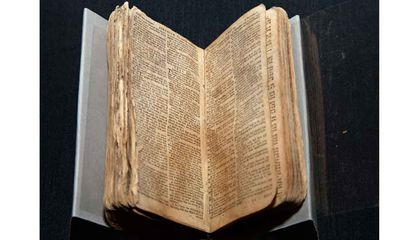 Nat Turner's Bible Gave the Enslaved Rebel the Resolve to Rise Up