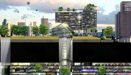 To Keep Up With Its Growth, Singapore Has a Grand Plan To Expand Underground