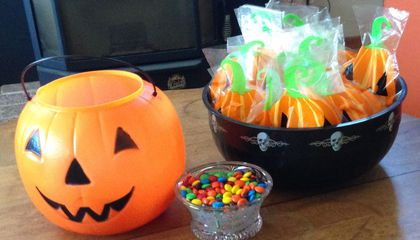 Image: The history of trick or treating is weirder than you thought