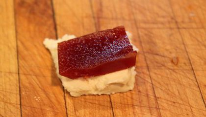 Inviting Writing: Romancing Guava Paste