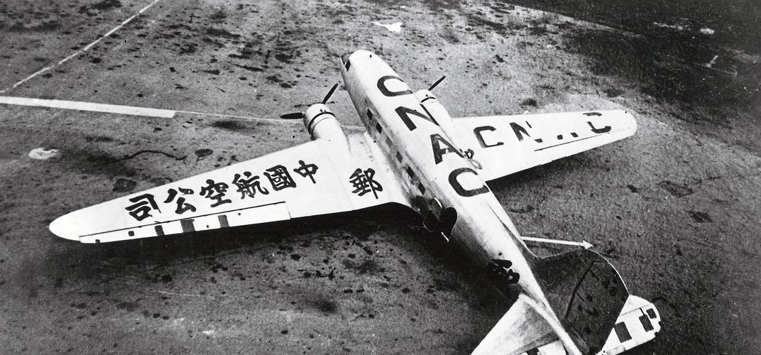 Caption: These Frankenplanes Are Built From Other Planes