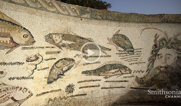 The Fishy Reason This Ancient Roman City Was So Wealthy