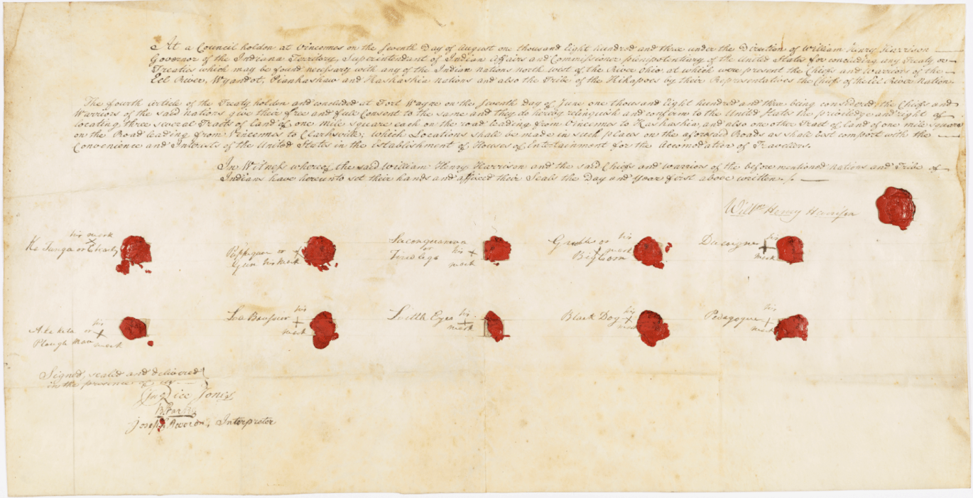 Hundreds of Native American Treaties Digitized for the First Time