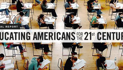 Educating Americans for the 21st Century