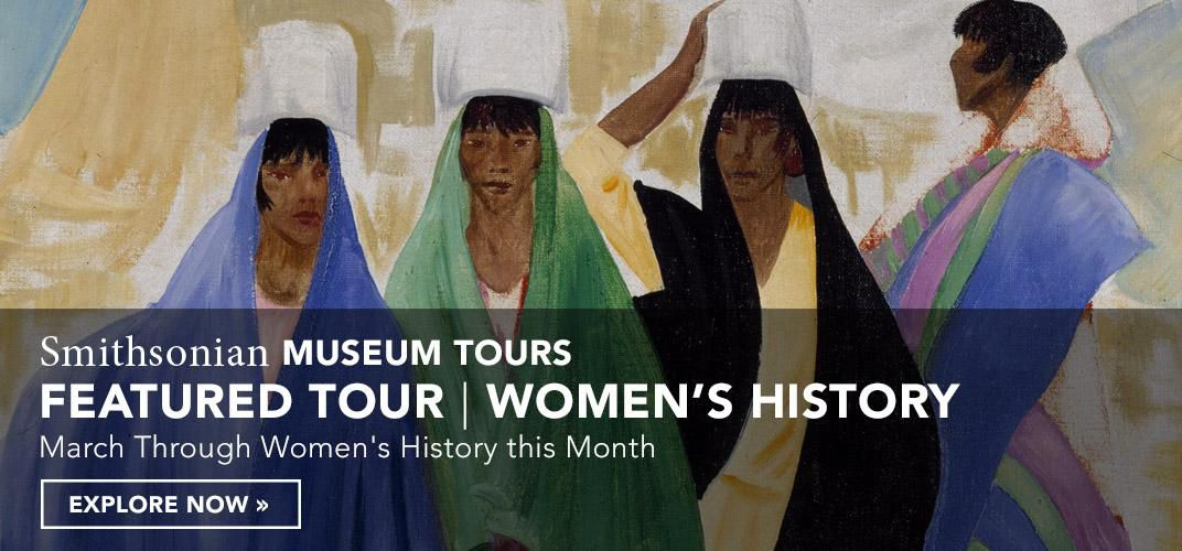 Caption: Celebrate Women's History With This Museum Tour