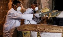 Well-Preserved Female Mummy Found in Elite Egyptian Necropolis