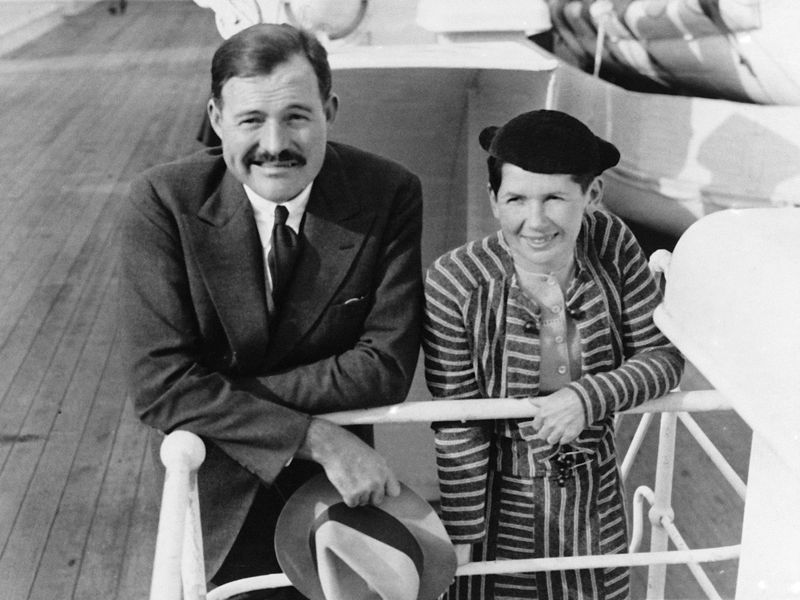 in a new memoir one of hemingway s closest friends reveals how the great writer grappled with the love affair that changed his life and shaped his art