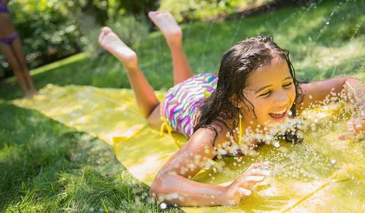 The Accidental Invention of the Slip 'N Slide
