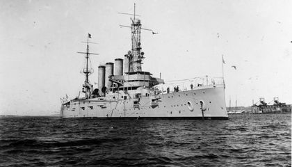 We Finally Know What Sank the U.S.S. San Diego During World War I