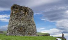 Why Scottish Archaeologists Are Building a Replica of an Iron Age Stone Tower