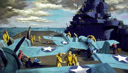 The Battle of Midway, 69 Years Later