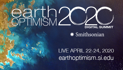 LIVE NOW: Watch the Smithsonian's Earth Optimism Digital Summit