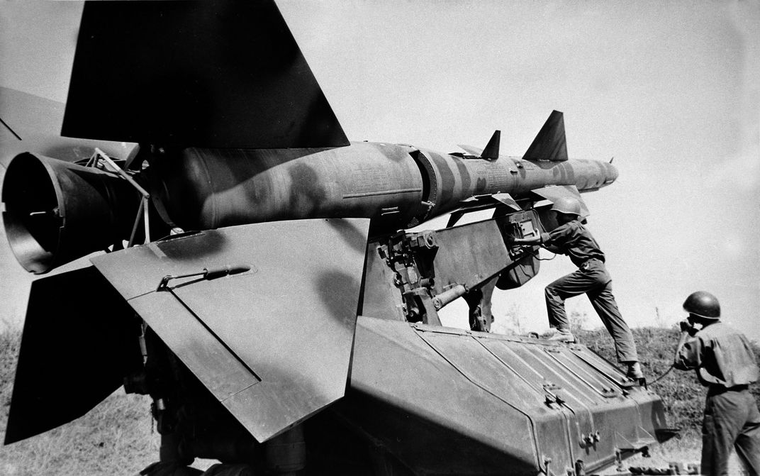 The Missile Men of North Vietnam | Military Aviation | Air & Space