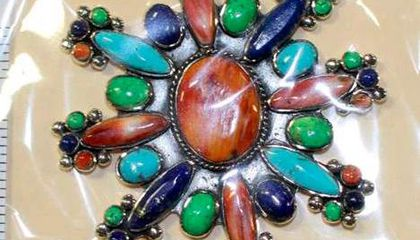 Investigators Crack Down on Fraudulent Native American Jewelry