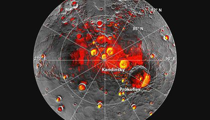 Reflecting on the Ice of Mercury and the Moon