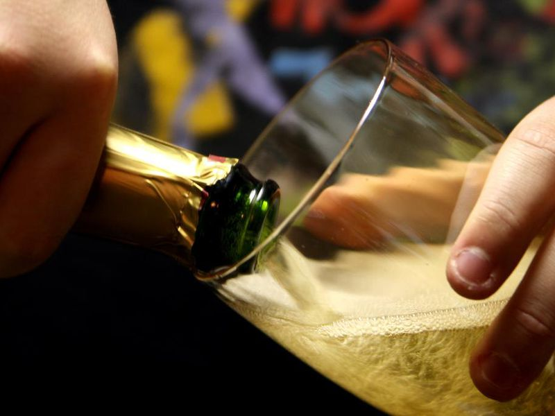 1fad47bb24a The Physics of Champagne Bubbles Could Help Power the Future ...