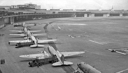 Tempelhof Airport Needs a Lift
